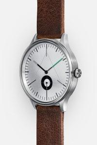 CRONOMETRICS Architect L9 stainless steel watch (side view)