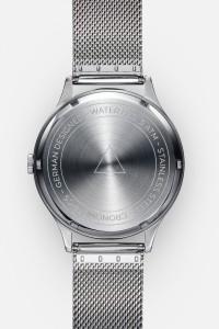 CRONOMETRICS Architect S9 stainless steel watch (back view)
