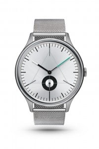 CRONOMETRICS Architect S9 stainless steel watch (front view)